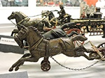Featured Exhibit: Cast Iron Toy collection