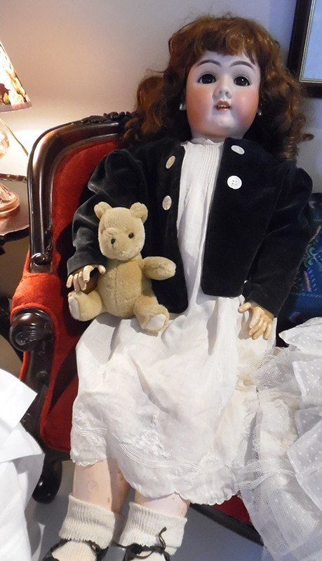 Dolls Fennimore Doll Amp Toy Museum Collectible Antique
