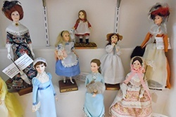 Anne Parker designed dolls