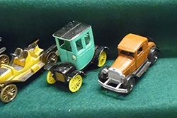 Tootsie Toy Cars collection